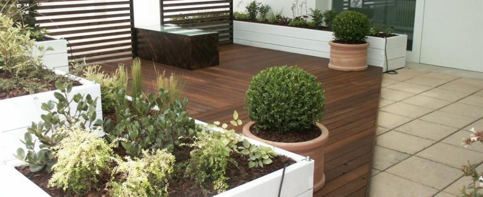 Progetti giardini piccoli arredare un giardino piccolo for Giardini moderni piccoli